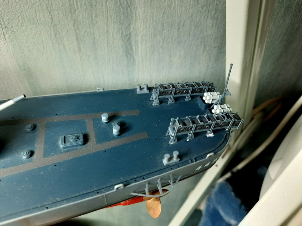 USS Fletcher 1/144 Revell Platinum edition - Page 4 20201012