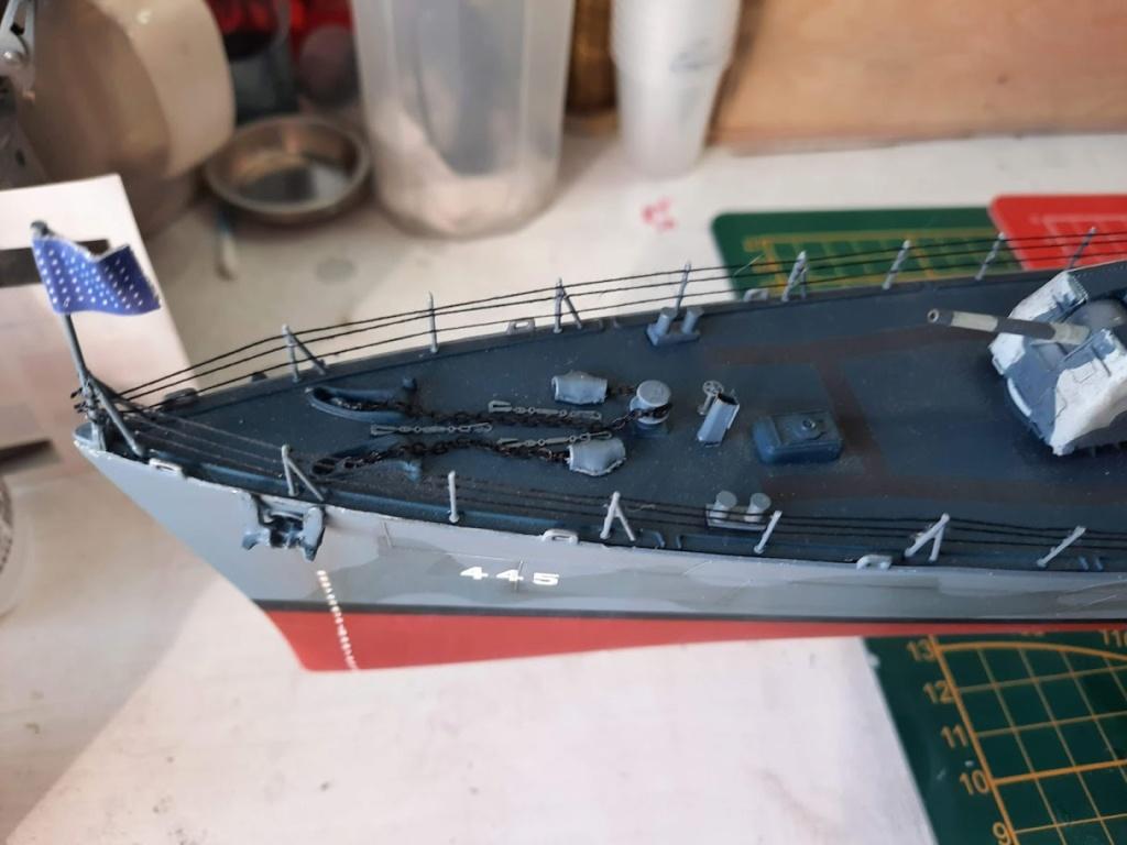 USS Fletcher 1/144 Revell Platinum edition - Page 4 20201014