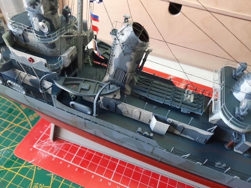 USS Fletcher 1/144 Revell Platinum edition - Page 4 20201015