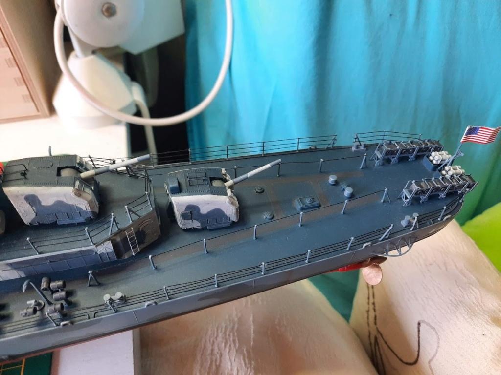 USS Fletcher 1/144 Revell Platinum edition - Page 4 20201017