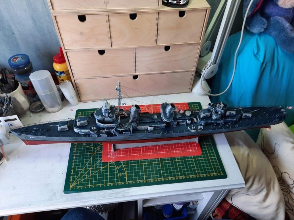 USS Fletcher 1/144 Revell Platinum edition - Page 4 20201018
