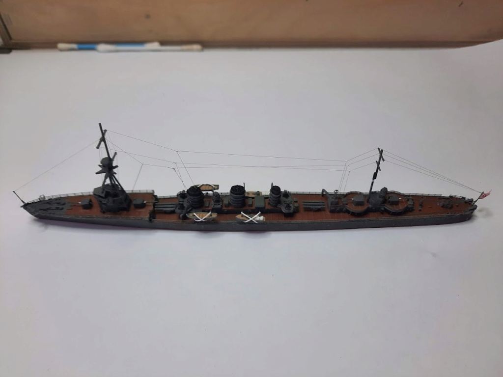 Croiseur léger Tenryu 1/700 Hasegawa Edition limitée 20201212