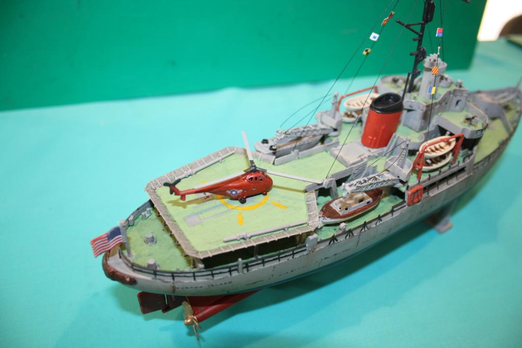 USS Burton Island 1/285 Revell de bismarck Img_0714