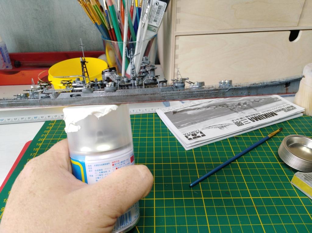 Croiseur Mikuma au 1/700 de chez Tamiya Img_2031