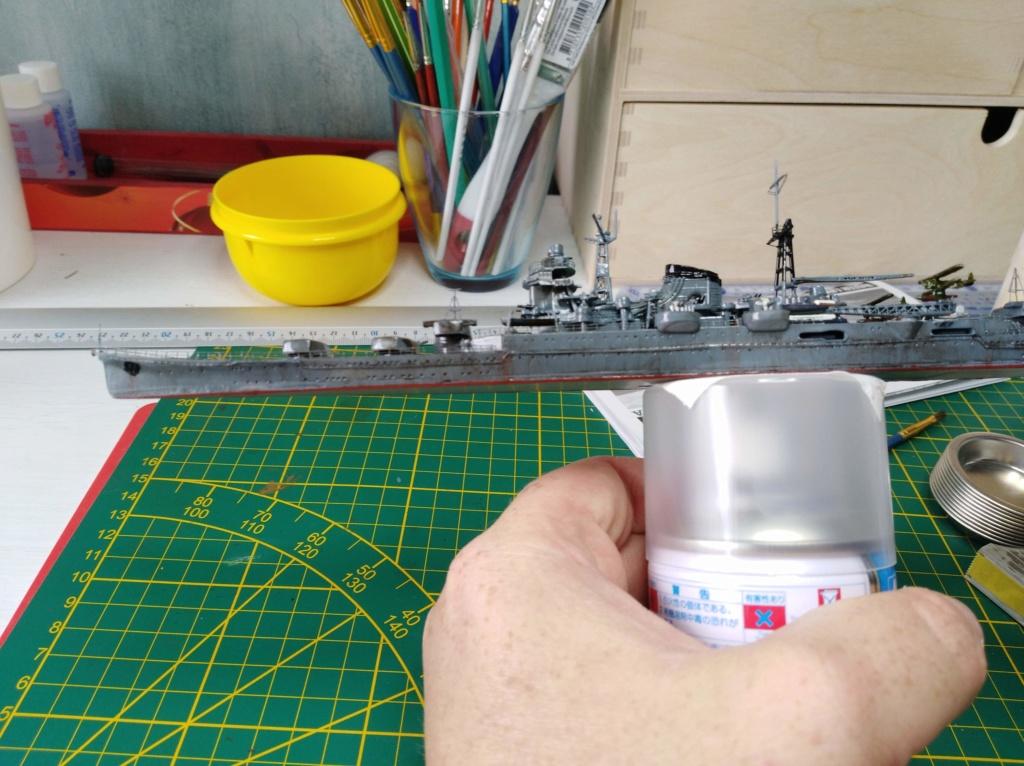 Croiseur Mikuma au 1/700 de chez Tamiya Img_2033