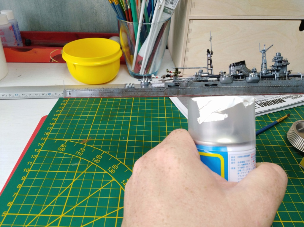 Croiseur Mikuma au 1/700 de chez Tamiya Img_2034