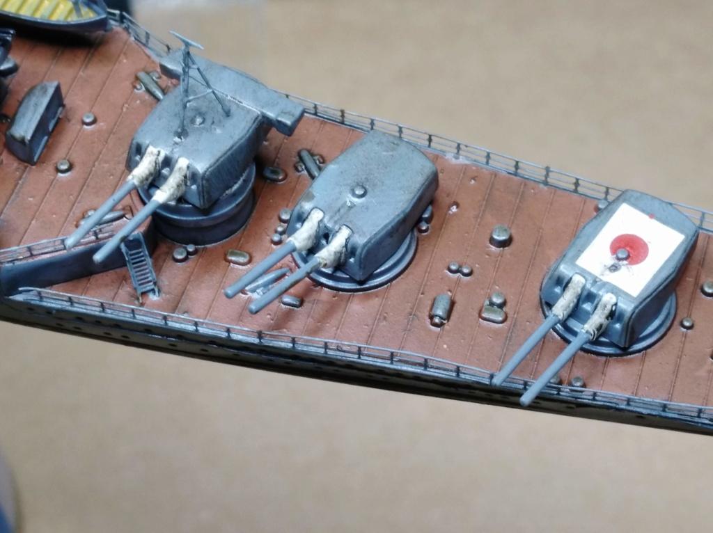 Croiseur Mikuma au 1/700 de chez Tamiya Img_2036