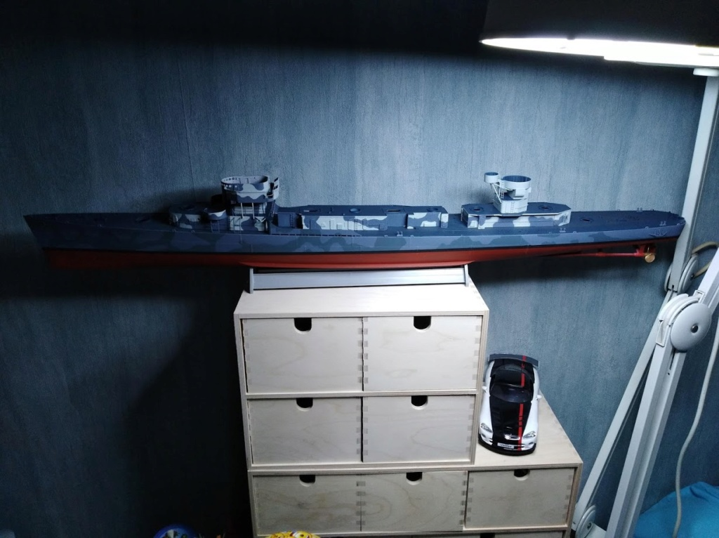 USS Fletcher 1/144 Revell Platinum edition - Page 3 Img_2109