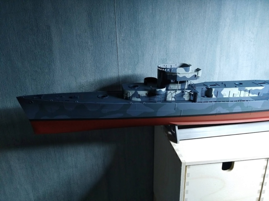 USS Fletcher 1/144 Revell Platinum edition - Page 3 Img_2110