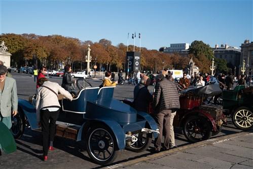 Parade des 120 ans du Salon de l'Auto le dimanche 30 sept 2018, Place de la Concorde - Page 2 02para10