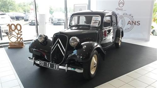 Centenaire Citroën, La Ferté-Vidame, 19-20-21 juillet 2019  100_an10