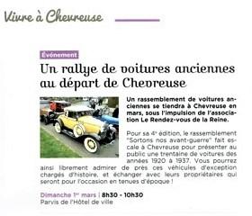 Fête des Grand-Mères Automobiles, dimanche 1er mars 2020 46b44610