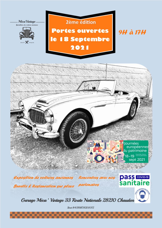 Garage à Chaudon (28) Affich10