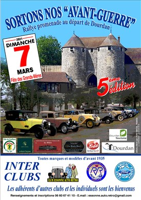 Fête des Grand-Mères Automobiles, dimanche 30 mai 2021 Affich13