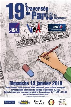 Traversée de Paris hivernale, dimanche 13 janvier 2019 Afftdp10