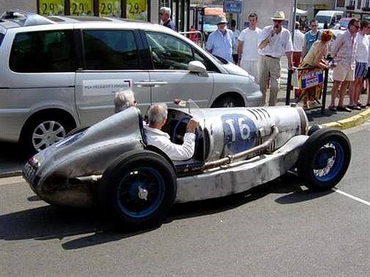 Automobiles Lambert  1100 Cm3 racer en Duraluminium Chante10