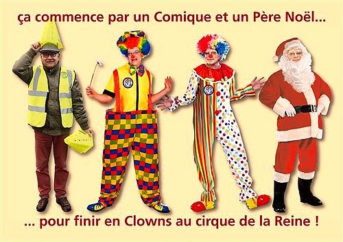 Les inclassables du FORUM - Page 2 Clowns10
