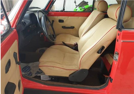 VW Cox 1303 1977 Cox210