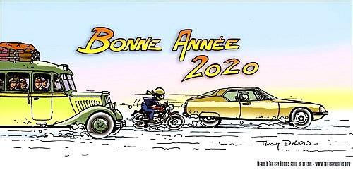 Les voeux 2020 sur Le Rendez-Vous de la Reine Ffve110