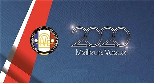 Les voeux 2020 sur Le Rendez-Vous de la Reine Ffve310
