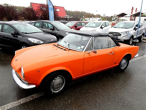 En vente, Fiat 124 Fiat10
