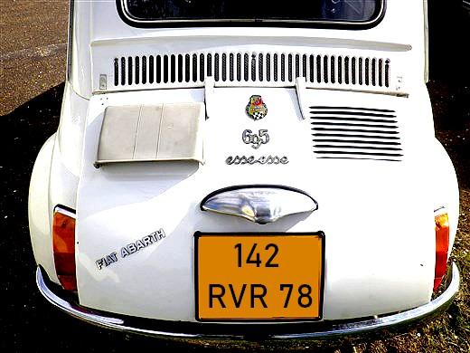 142e Rendez-Vous de la Reine - Rambouillet,16 août 2020 Fiat_010