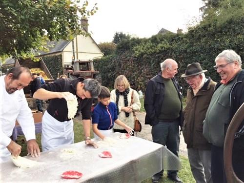 Fête de la Pomme à Chenicourt (28), dimanche 4 novembre 2018 Image114