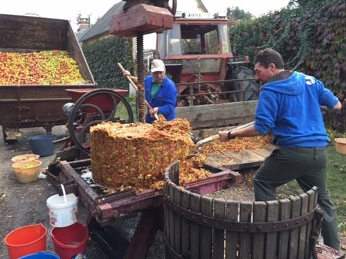 Fête de la Pomme à Chenicourt (28), dimanche 4 novembre 2018 Image116