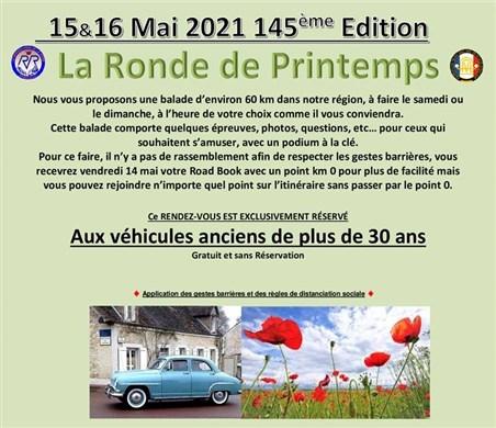 145ème Rendez-Vous de la Reine - Rambouillet - 15/16 mai 2021 Image117