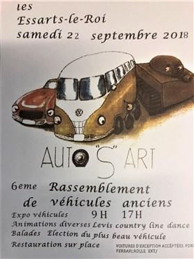 "Les Essarts-le-Roi, Auto""S""Art le samedi 22 septembre 2018,  Img_3310"