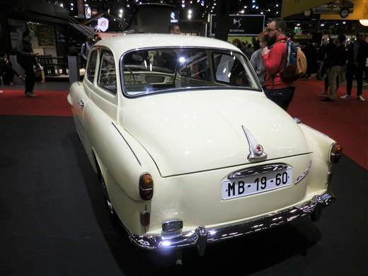Rétromobile 2020 Imgp0333