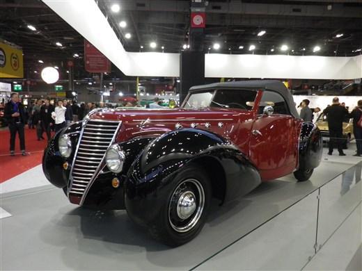 Rétromobile 2020 Imgp0336