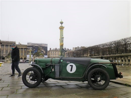 Traversée de Paris Hivernale, 31 janvier 2021. Imgp1441