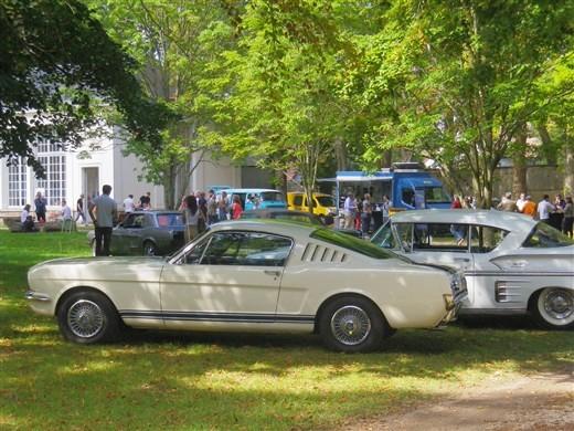 l'Art Automobile - château de Groussay - Montfort l'Amaury  Imgp3013