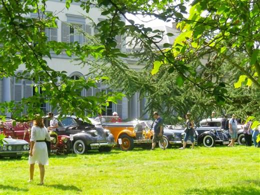 l'Art Automobile - château de Groussay - Montfort l'Amaury  Imgp3014