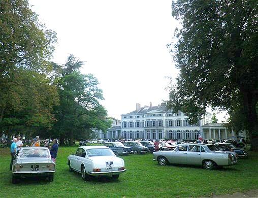 l'Art Automobile - château de Groussay - Montfort l'Amaury  Imgp3016