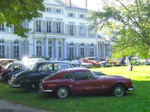 l'Art Automobile - château de Groussay - Montfort l'Amaury  Imgp3017