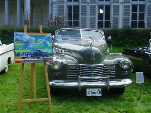 l'Art Automobile - château de Groussay - Montfort l'Amaury  Imgp3019
