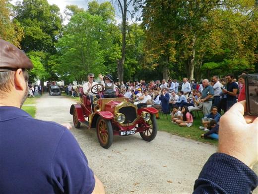 l'Art Automobile - château de Groussay - Montfort l'Amaury  Imgp3112
