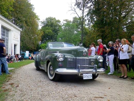 l'Art Automobile - château de Groussay - Montfort l'Amaury  Imgp3113