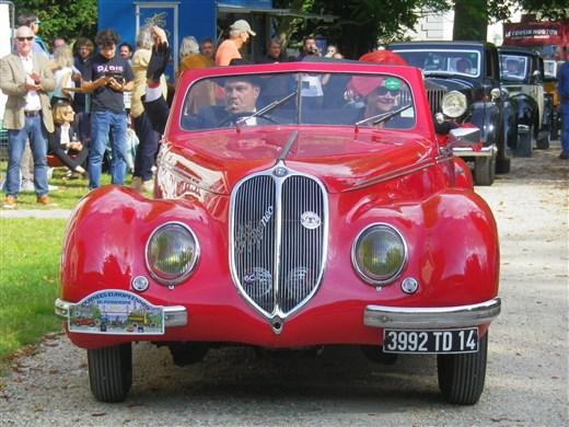 l'Art Automobile - château de Groussay - Montfort l'Amaury  Imgp3115