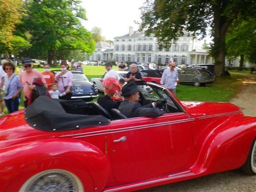 l'Art Automobile - château de Groussay - Montfort l'Amaury  Imgp3116
