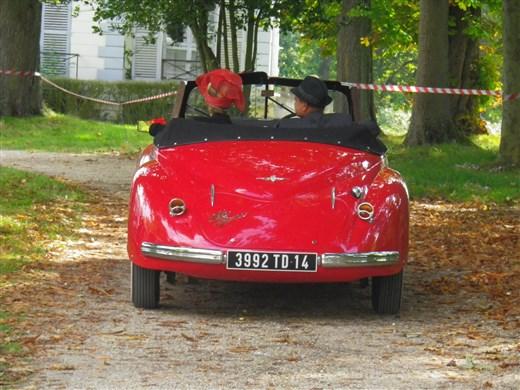 l'Art Automobile - château de Groussay - Montfort l'Amaury  Imgp3117