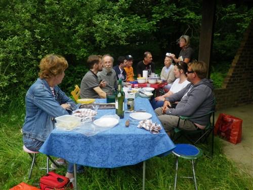 116ème Rendez-Vous de la Reine - Rambouillet le 17 juin 2018 Imgp4013