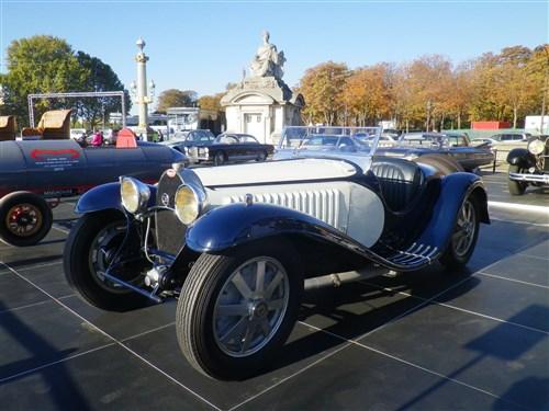 Parade des 120 ans du Salon de l'Auto le dimanche 30 sept 2018, Place de la Concorde Imgp5139