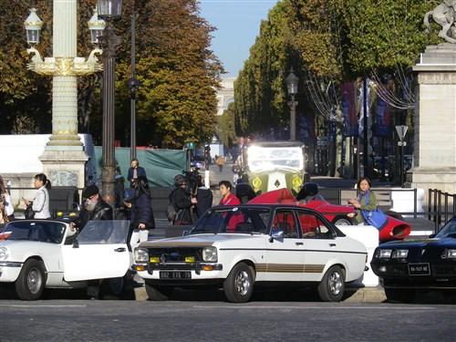 Parade des 120 ans du Salon de l'Auto le dimanche 30 sept 2018, Place de la Concorde Imgp5140