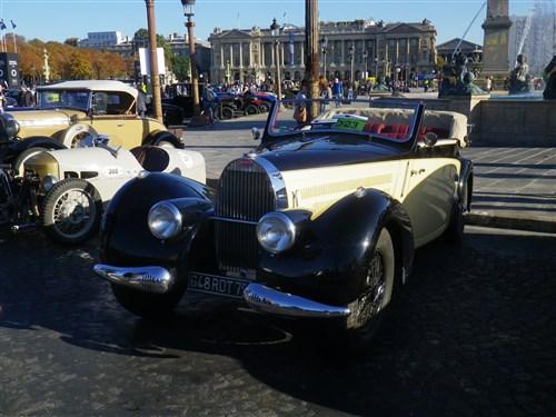 Parade des 120 ans du Salon de l'Auto le dimanche 30 sept 2018, Place de la Concorde Imgp5146