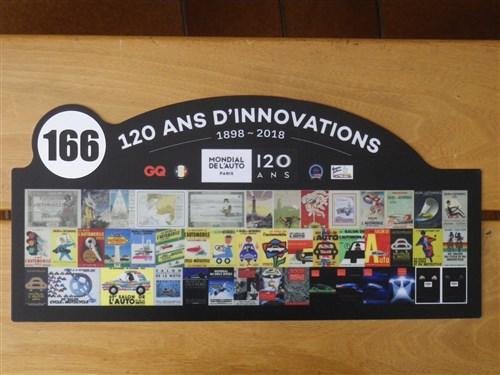 Parade des 120 ans du Salon de l'Auto le dimanche 30 sept 2018, Place de la Concorde Imgp5233