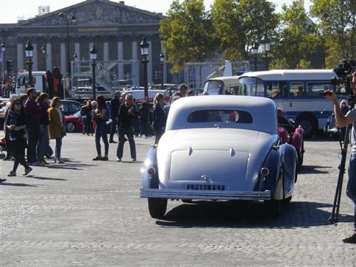 Parade des 120 ans du Salon de l'Auto le dimanche 30 sept 2018, Place de la Concorde Imgp5236