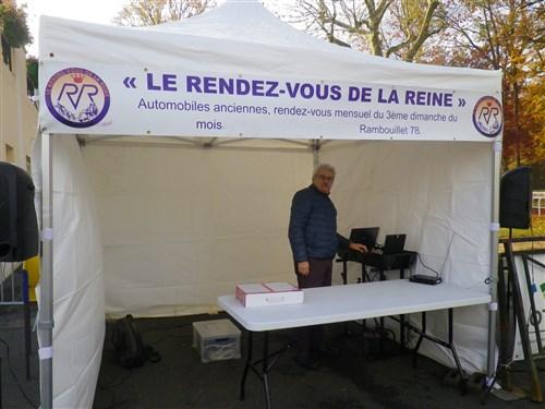 121ème Rendez-Vous de la Reine - Rambouillet le 18 novembre 2018 Imgp5625